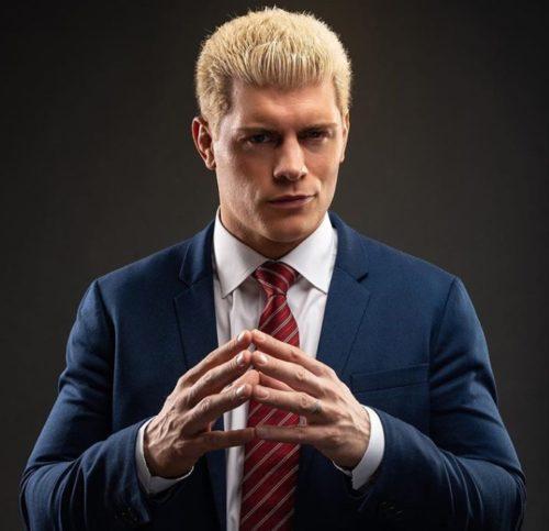 Cody(コーディローデス)はイケメ...