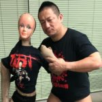 高木三四郎の筋肉&髪型は?ガンダムや褌(ふんどし)が面白い!選挙ポスターとは?